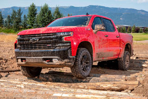 New Suspension Could Invigorate Chevy Silverado & GMC Sierra