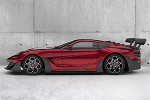 LS V12-Powered Supercar From Factory Five Is Shaping Up