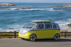 Volkswagen Builds Autonomous Shuttles For FIFA World Cup