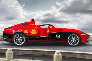 Future Ferraris Could Have F1-Style Safety Tech
