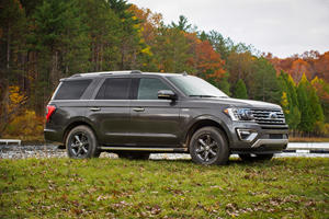 2020 Ford Expedition Gets Tougher With New FX4 Package