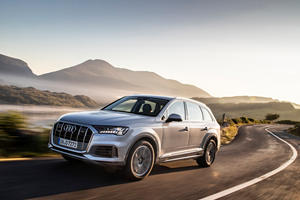2020 Audi Q7 Facelift Finally Comes To America