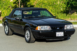 Weekly Treasure: Barn Find 1989 Ford Mustang LX 5.0