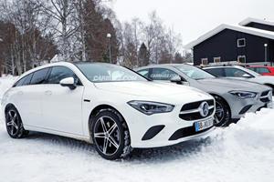 Mercedes-Benz CLA Will Spawn A Beautiful Hybrid Version