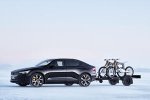 Polestar 2 Will Out-Tow A Tesla Model 3