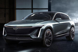 There's Bad News About Cadillac's Electric Tesla Model X Rival
