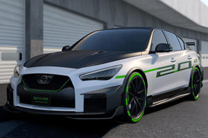 Nissan Skyline Concepts Are The Best Infiniti Q50s We Can't Have