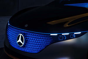 Mercedes Teases Mysterious Concept For CES