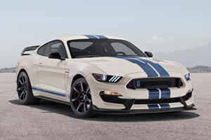 2020 Ford Shelby GT350 Heritage Package Is A Badass Tribute