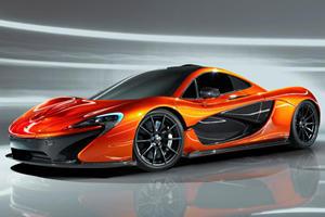 McLaren Reveals P1 Supercar in Paris