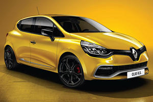Renaultsport Spools Up New Clio 200 Turbo in Paris