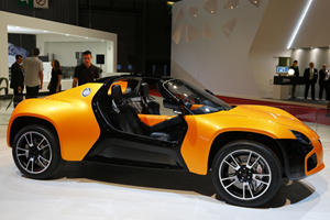 Venturi America is Our Kind of Electric Buggy