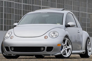 Unique of the Week: 2002 RUF VW Beetle Turbo S Concept