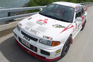 Performance AWD: Mitsubishi Lancer Evolution