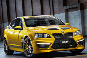 HSV Celebrates 25 with Special Commodore GTS