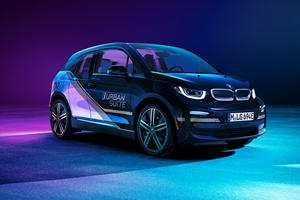 BMW i3 Gets A Luxury Makeover