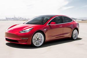 Tesla Model 3 Can't Stop Dwindling EV Sales