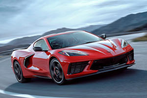 C8 Chevrolet Corvette Set A Surprising Nurburgring Lap Time