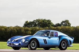 Ferrari 250 GTO Gearbox At Center Of Bizarre Lawsuit