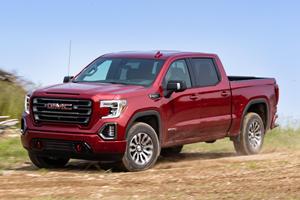 GMC Slashing Thousands Of Dollars Off New Sierra 1500 Trucks