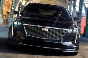 Latest 2019 Cadillac CT6 Discounts Prove The End Is Near