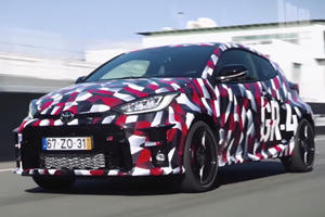 New Toyota GR Yaris Looks Ready For The Road