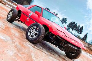 Russian Hero Builds Badass Off-Road Toyota Supra