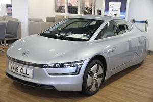 Someone Wants Porsche Taycan Money For This Rare VW XL1