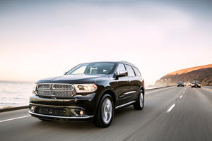 The Next Dodge Durango Could Be Very Different