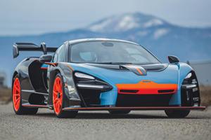 This Is The Best-Looking McLaren Senna We've Seen Yet