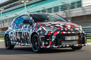 Toyota's Already Weighing A More Hardcore Hot Hatch