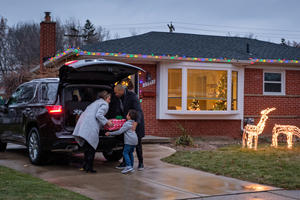Chevrolet's New Feature Helps Kids Track Santa Claus