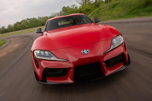 Toyota Supra Is Faster Around The Nurburgring Than Anyone Expected