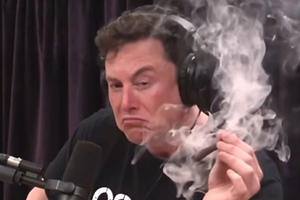 Elon Musk's Latest Twitter Joke Won't Amuse The Feds