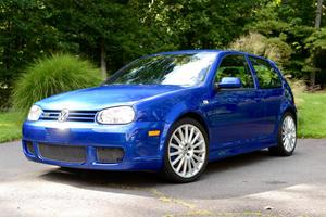 Weekly Treasure: 2004 Volkswagen Golf R32