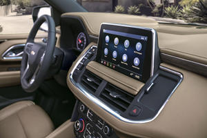 New GMC Yukon Will Offer A Choice Of Cockpit Layouts