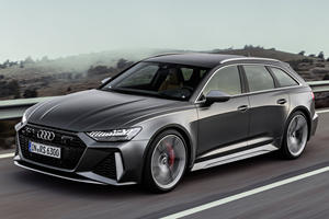 See How The New Audi RS6 Avant Pulls To 185 MPH