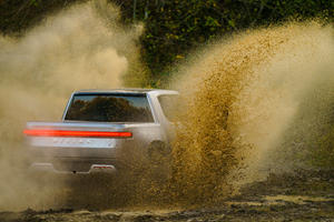 Tesla Will Be Jealous Of Rivian's Awesome New Feature