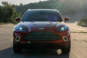 The DBX Should Be Aston Martin's Biggest Money Maker