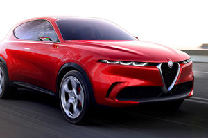 Italian Alfa Romeo Tonale Could Ride On A French Platform