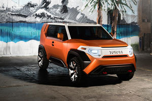 New Toyota Crossover To Be Called The 4Active ?
