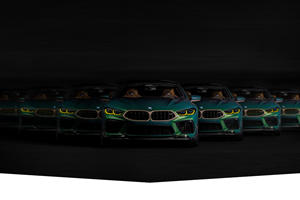 BMW M8 Gran Coupe First Edition 8-Of-8 Will Be Even More Special