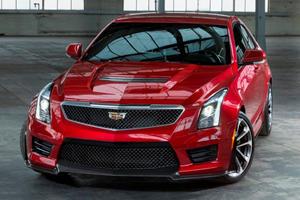Brand New 2018 Cadillac ATS-V Receives Massive Price Cut