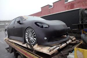 Russia's Copycat Tesla Is A Total Mess