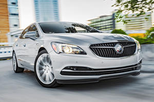 Buick's Last Big Sedan Has A Tempting Combined Discount