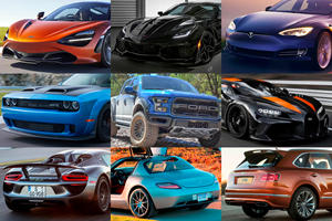 10 Cars That Defined The Last Decade