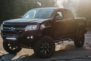 Turn Your Chevrolet Colorado Into An Off-Road Warrior With New Kit