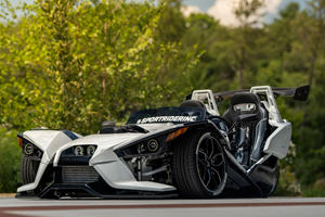 400-HP Toyota Supra-Powered Slingshot Is A Fun Way To Risk Your Life