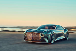 Bentley Considering Revolutionary EV Tech To Beat Tesla