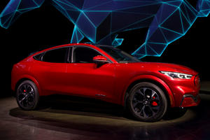 Ford Wants To Extinguish This Mustang Mach-E Rumor
